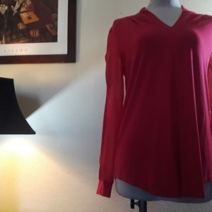 Cable & gauge lady's Blouse size small